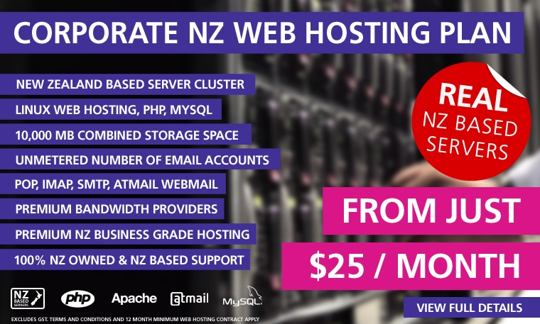 NZ Web Host